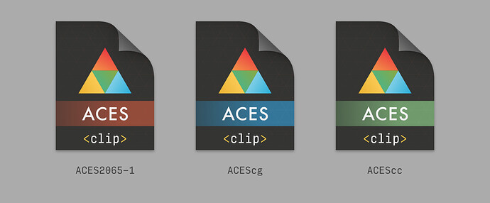 ACES Icons