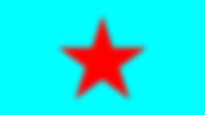 Red_star_on_cyan_16bit_srgb_AffinityPhoto_blur
