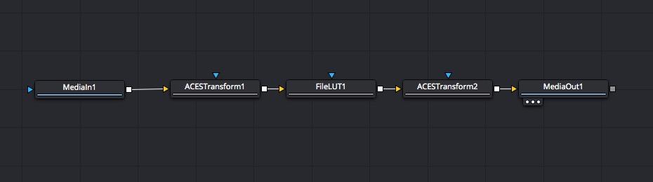 Help me pls, HOW to put davinci resolve grade into fusion display